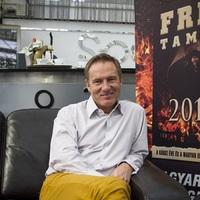 Frei Tamás új regénye a Bookline sikerlista élén nyitott (x)