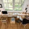 Így néz ki Nádas Péter dolgozószobája