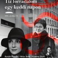 Tíz forradalom egy keddi napon - a Könyves Magazin 56-os melléklete
