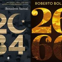 Mire emlékeztet a 2084 borítója?