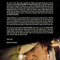 Tarantino előszót is írt a Django-képregény elé