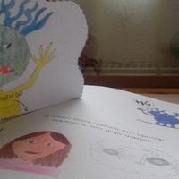 Egy kreatív könyv, amelyből kivághatod örömeid és szorongásaid tárgyát