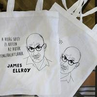 Játssz James Ellroy-táskákért!