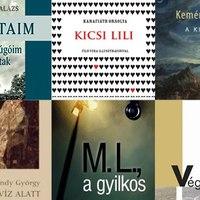 Aegon-díj: megvan a legjobb 10 könyv