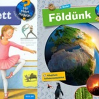 Szívünk rajta – Időutazós és ismeretterjesztő könyvek is kaptak matricát