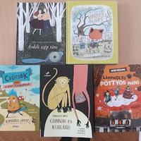 HUBBY - Kié lesz idén az év gyerekkönyve?