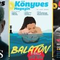 Nyerj Könyves Magazin-előfizetést!