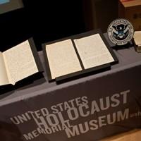 Amerikai holokausztmúzeumé Alfred Rosenberg naplója