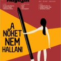 Nem díjazzák a női írókat - Megjelent a Könyves Magazin új száma!