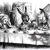 150 évvel ezelőtt zuhant a nyúl üregébe Alice