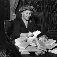 Először olvasható angolul Agatha Christie propagandaesszéje