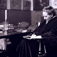 Gertrude Stein mániákus krimifogyasztó volt
