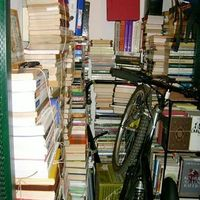 Könyvek biciklivel