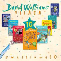 10 dolog, amit (talán) nem tudtál az évfordulós David Walliamsről
