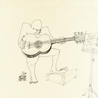 Kalapács alá kerülnek Lennon grafikái