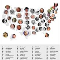 Arkansasban Grisham, Indianában Vonnegut a leghíresebb