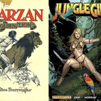 Tarzan és a bikinis dzsungellányok