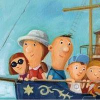 Már a balatoni hajókon is olvashatnak a gyerekek