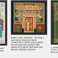 Klasszikus angolszász gyerekkönyvek kerültek egy online gyűjteménybe