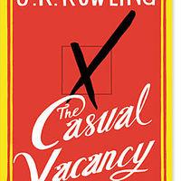 Decemberben jön magyarul J. K. Rowling új regénye