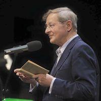 Nádas Péter kapta a Szép Ernő-díjat