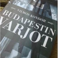 Kondor Vilmos finn krimidíjat kapott