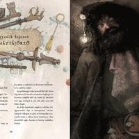 Jim Kay varázslatos, meseszerű grafikákban álmodta újra Harry Potter univerzumát