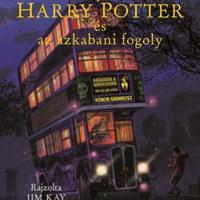 Harry Potter harmadik évét a Roxfortban baljós ómenek kísérik, szerencsére kép is van hozzá