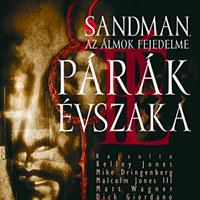 Sandman, a mitológiák olvasztótégelye