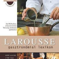 Meg tudnék enni egy lovat - A Larousse gasztronómiai lexikon könyvbemutatója