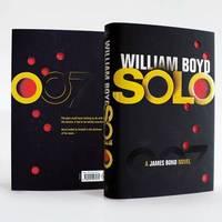 Ilyen lesz az új James Bond-regény borítója!