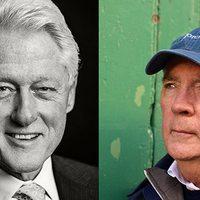 Bill Clinton a világ leggazdagabb írójával ír közösen könyvet
