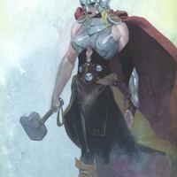 Thor nőként folytatja