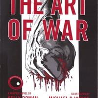 A háború művészete 350 oldalas képregényben