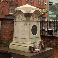 Morbid harcok Poe holttestéért