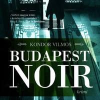 A Budapest Noirt is nevezték az Edgar-díjra