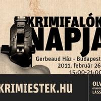 Krimifalók napja - február 26.