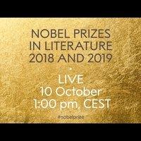 Nézd velünk élőben a dupla Nobel-bejelentést!