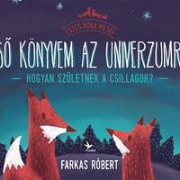 Szívünk rajta program kiemelt könyve mindent megtanít a csillagokról a gyerekeknek