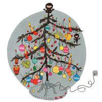 Zsé családjában lámabámulással kezdődik a karácsony