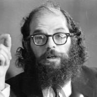 Allen Ginsberg, az első virággyermek