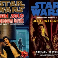 Noir a Star Warsban - borítómustra