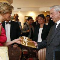 Az ELTE díszdoktora lett Mario Vargas Llosa