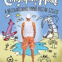 Christopher Moore: A neccharisnyás papnő pajzán szigete (részlet)