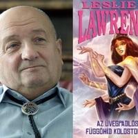A legtöbb könyvet toronymagasan Leslie. L. Lawrence adta el a nyár elején