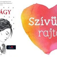 Szívünk rajta - Októberben egy ifjúsági novelláskötet is matricát kapott
