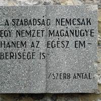Szerdára Szerb Antalt!