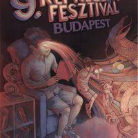 Jövő vasárnap 9. Budapesti Nemzetközi Képregényfesztivál