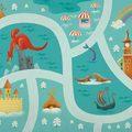 Kalandválasztós gyerekkönyvek, melyekben az olvasó alakítja a történetet