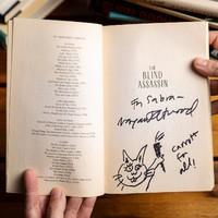 Milyen autogramot kér egy író?